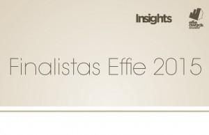 Finalistas Effie 2015