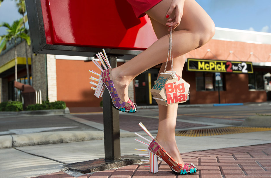 Ocho agencias participaron en la creación del nuevo packaging de McDonald's.