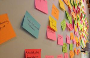 Estos pasos te ayudarán en el proceso de la lluvia de ideas.