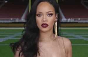 Rihanna protagoniza el nuevo spot de Super Bowl.