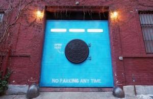 La bóveda de Oreo se encuentra en Nueva York.