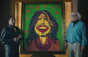 Steven Tyler protagoniza el nuevo spot de Skittles.