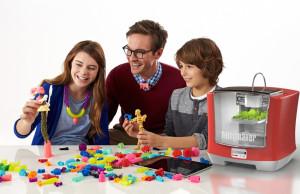 Con esto, Mattel se convierte en pionera de 3D en el mercado infantil.