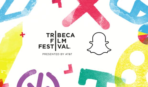 Esta iniciativa surge de una alianza entre Snapchat y el Tribeca Film Festival.