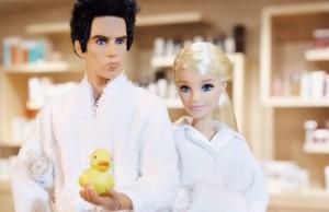 Zoolander se alía con Barbie en esta nueva campaña.