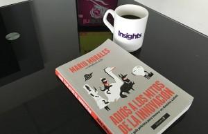 En este libro, Mario Morales aporta con consejos prácticos sobre innovación.