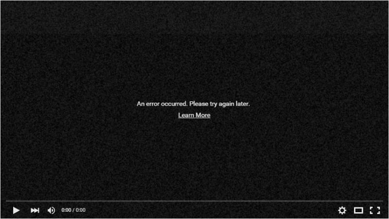 error-youtube
