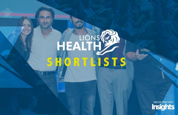 Lions Health Shortlists 2016
