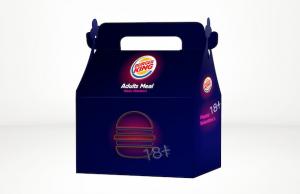 burger king - cajita feliz para adultos