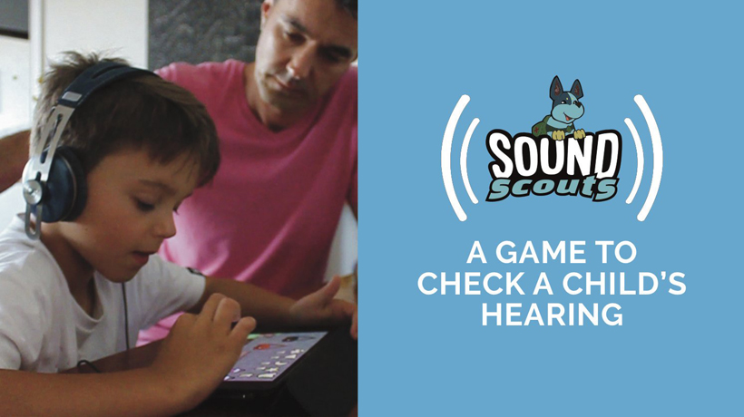 Sound Scouts Game