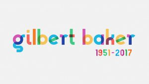 gilbert baker type with pride