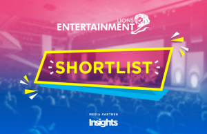 Cannes Lion 2017 shortlist entertainment
