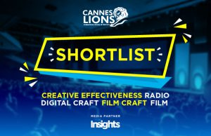 Cannes Lion 2017 creative effectiveness radio digital craft film craft film