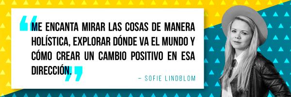 Sofie Lindblom -master-quote