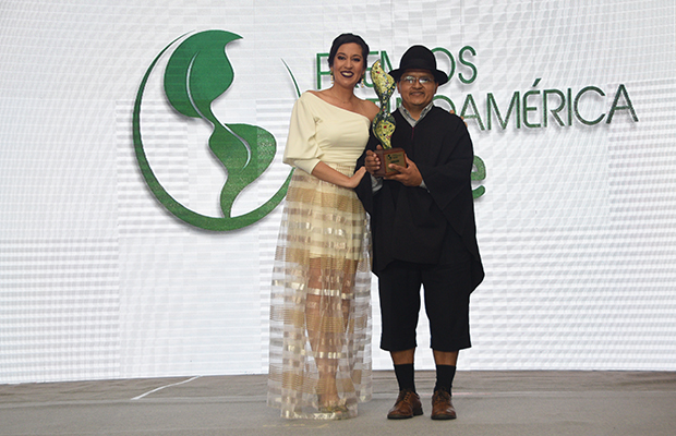premios latinoamerica verde ecuador
