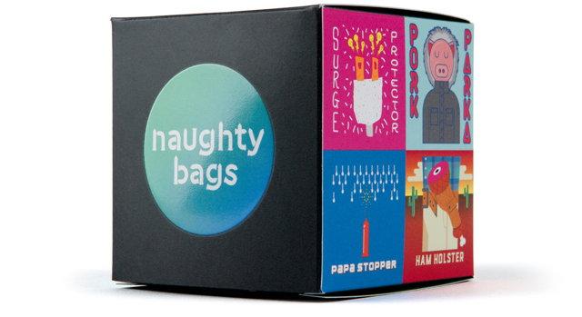 naughty bags empaque