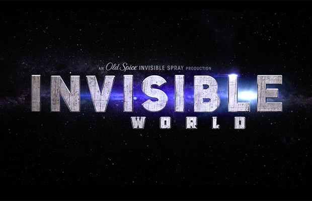 invisible world - old spice