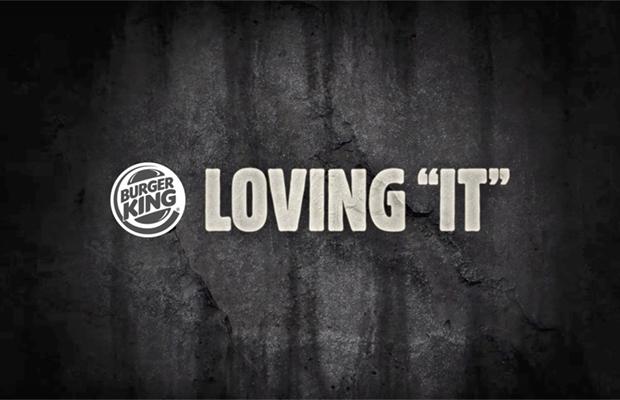 burger king loving it