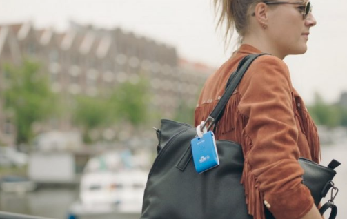 KLM CARE TAG