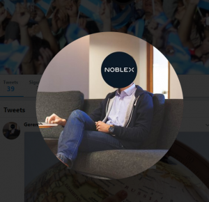 gerente de noblex