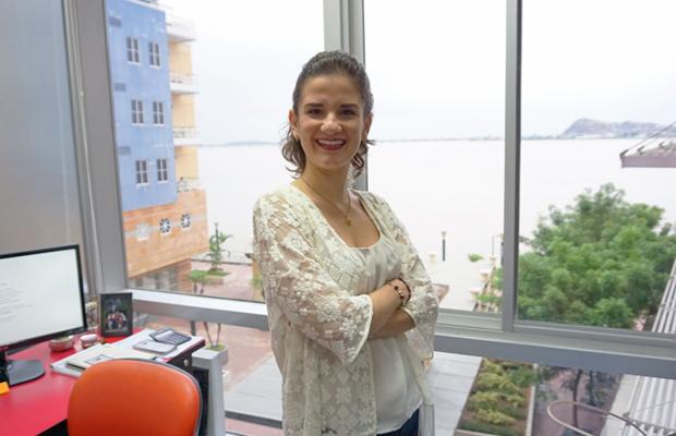 Garwich BBDO Ecuador - Silvia Intriago
