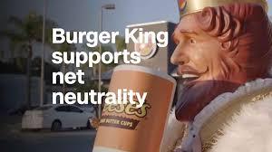 burger king net neutrality rey
