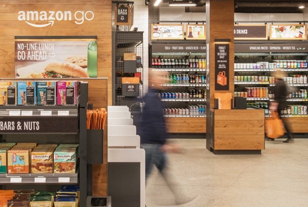 Amazon Go Shopper Marketing