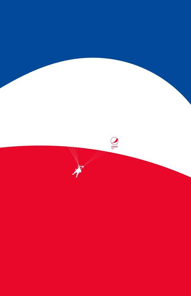 Imagen 005 Pepsi Light minimalista