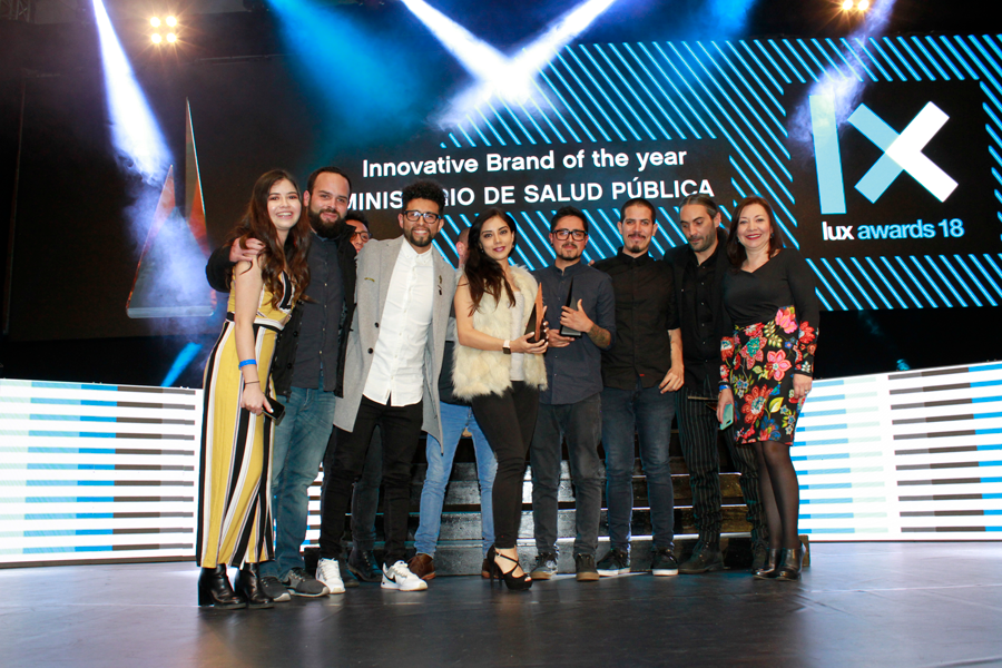Lux Awards 2018 Innovative Brand