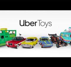 Destacada Uber invita usuarios carros de juguete