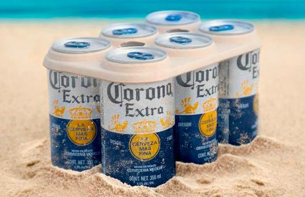 Destacado Corona adios plastico nuevos six packs