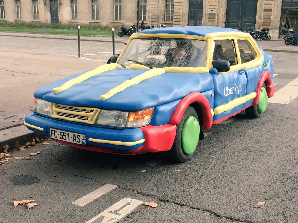 Imagen 001 Uber invita usuarios carros de juguete