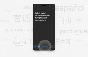 Destacado Live Translate app Google