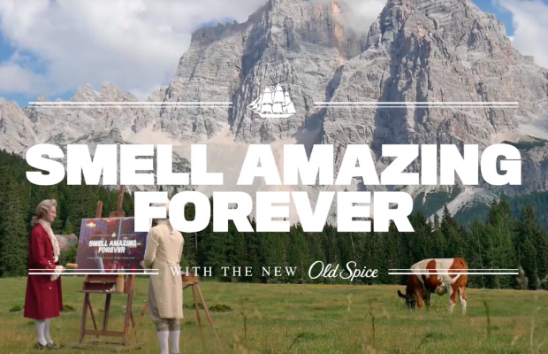 Destacado Old Spice comercial mas larga del mundo record guinness